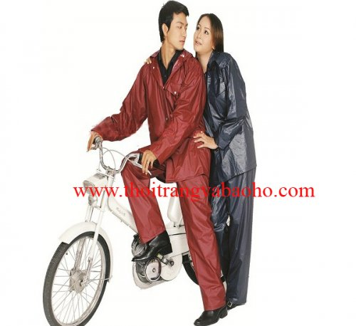 áo mưa bộ 05