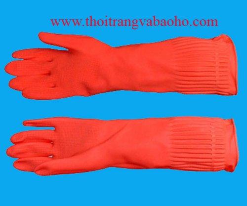 Găng tay cao su 01